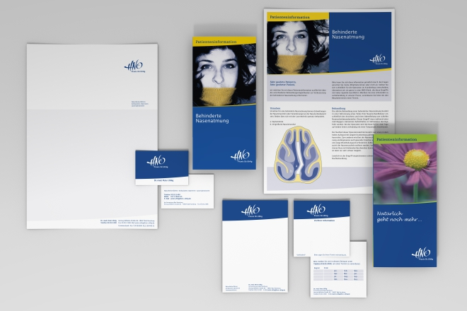 Dr. Uhlig Corporate Design