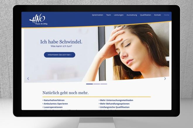 Dr. Uhlig Webseite