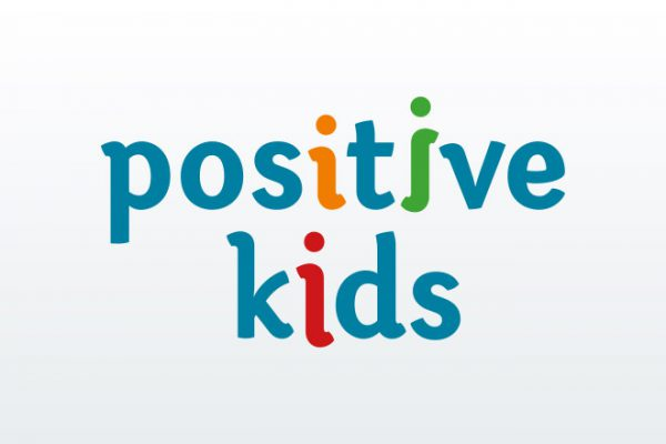 positive kids Logo
