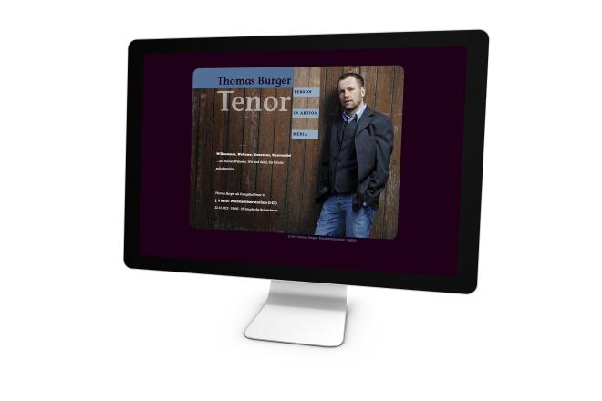 Thomas Burger Tenor Startseite