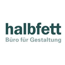 halbfett Logo