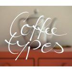 Coffee Types Titel
