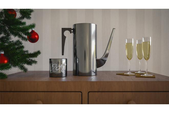 Arne Jacobsen · Cylinda