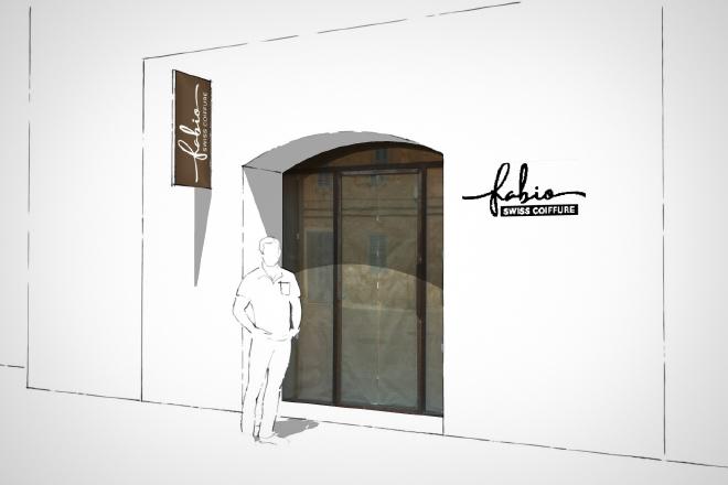fabio Fassadenentwurf